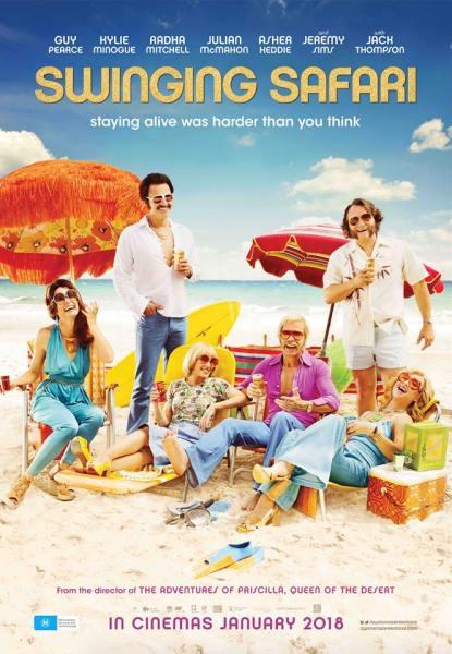 Swinging Safari Movie Poster