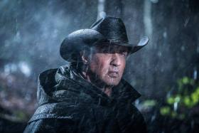Sylvester Stallone in Rambo 5 Last Blood
