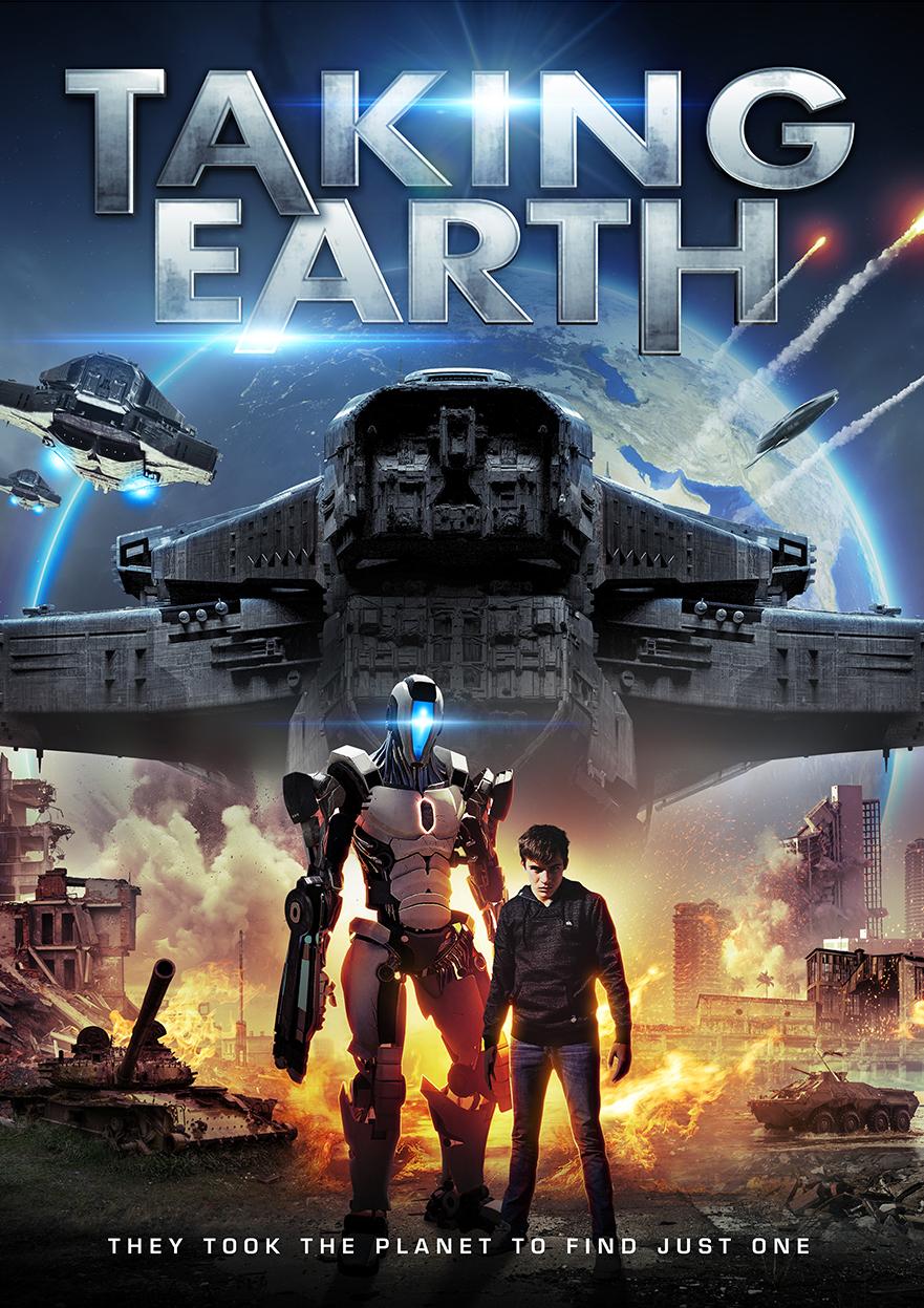 Taking Earth Teaser Trailer