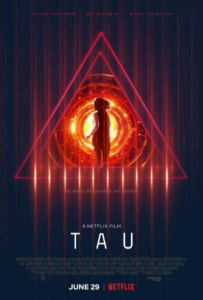 Tau Movie Poster
