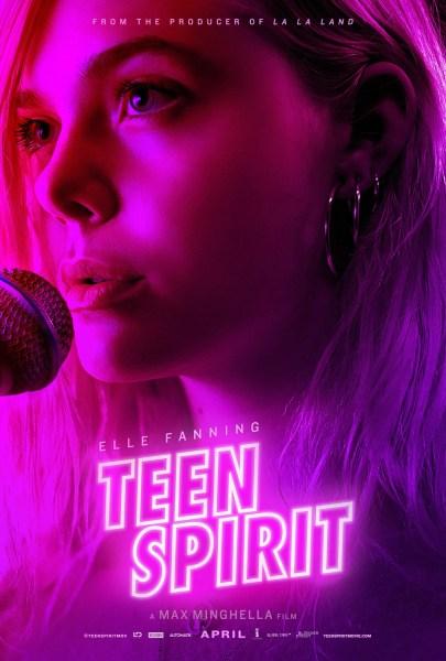 Teen Spirit Poster