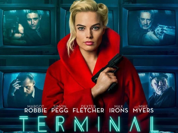 Terminal Film Margot Robbie