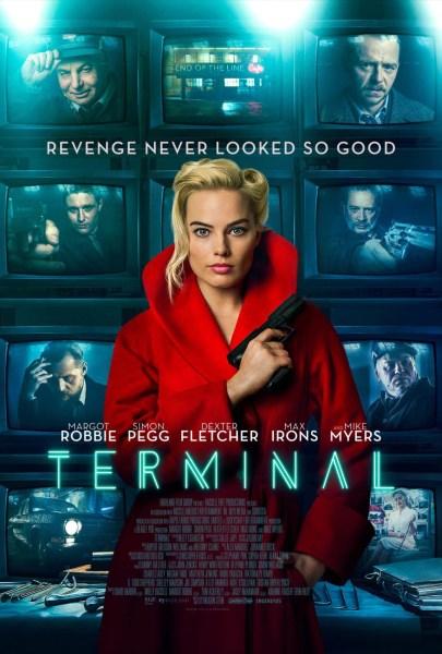 Terminal Movie Poster