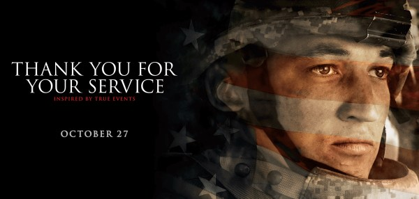 Thank You For Your Service - Miles Teller - October 2017 Movie