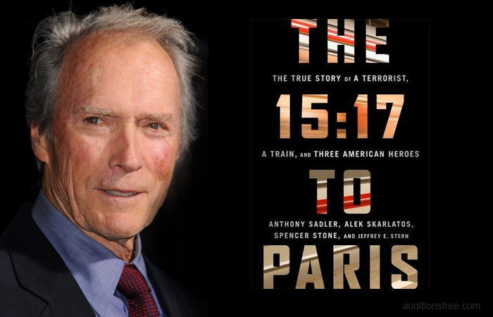 Image result for 15:17 to paris movie images