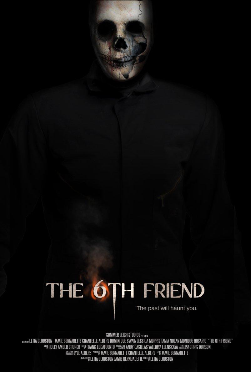 "Horror Terror Ghost Movie 24/""x33/"" Poster 008 The Nun"