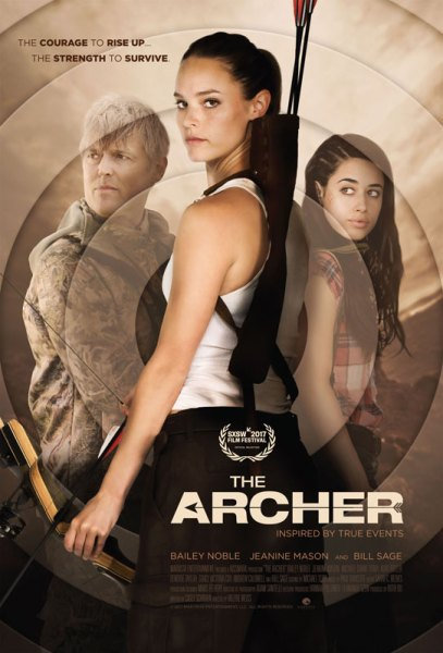 The Archer Mvoie Poster