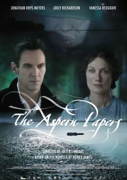 The Aspern Papers Movie Poster