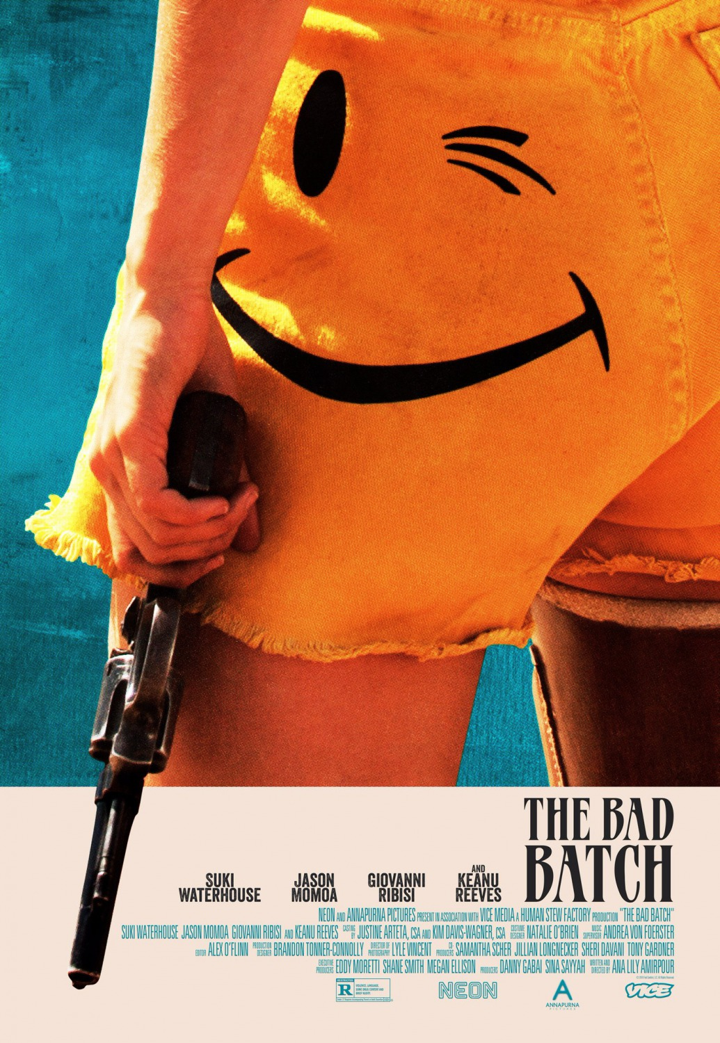Image result for the bad batch movie poster