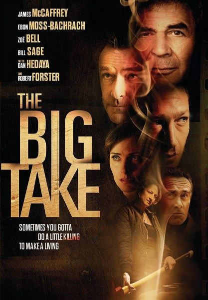The Big Take New Film Poster
