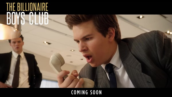 The Billionaire Boys Club Movie