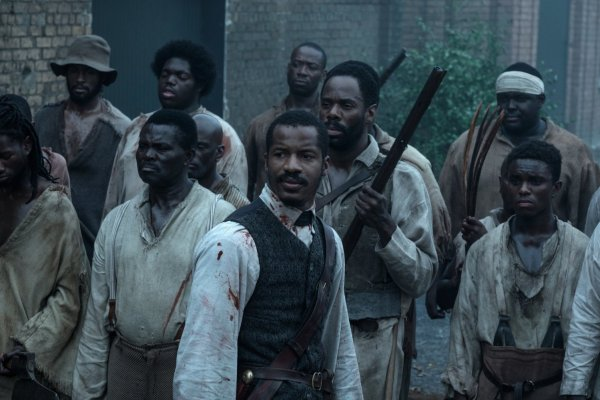 The Birth Of A Nation - Actor/Director Nate Parker - October 2016 Movie