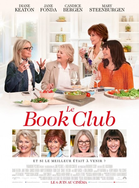 The Book Club New Film Poster from France