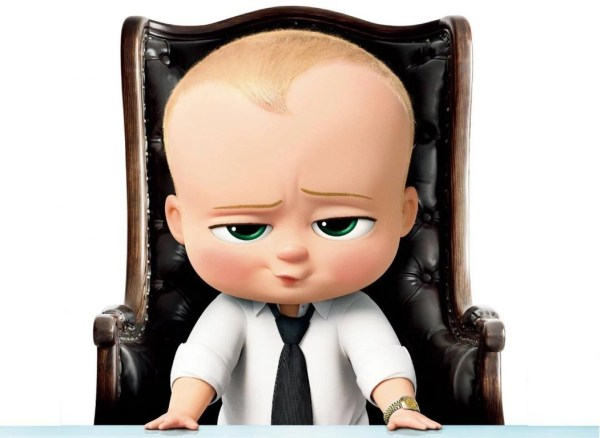 The Boss Baby  Film - The Baby Donald Trump movie