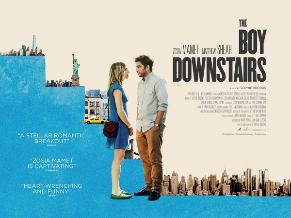 The Boy Downstairs New Banner Poster