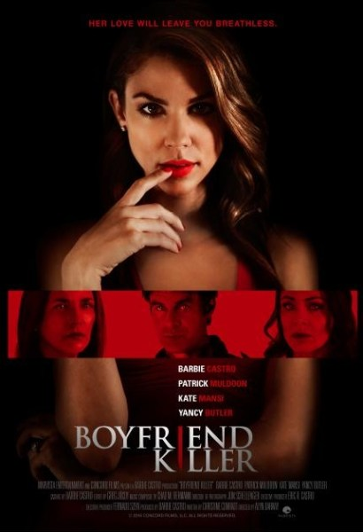 The Boyfriend Killer Movie Poster