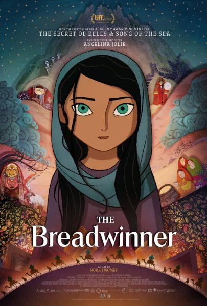 The Breadwinner New Poster