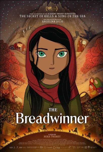 The Breadwinner New Poster