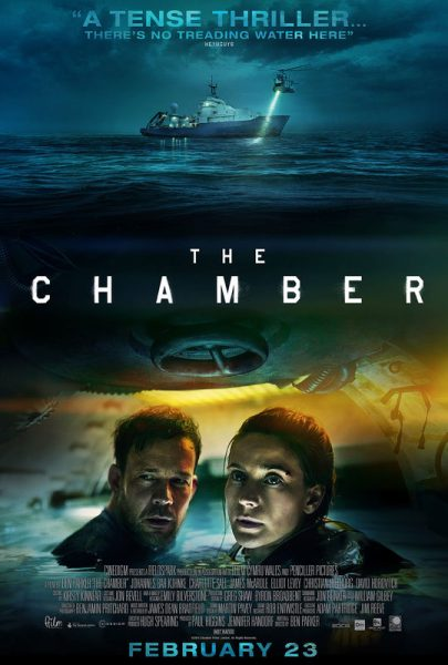 The Chamber Movie Poster