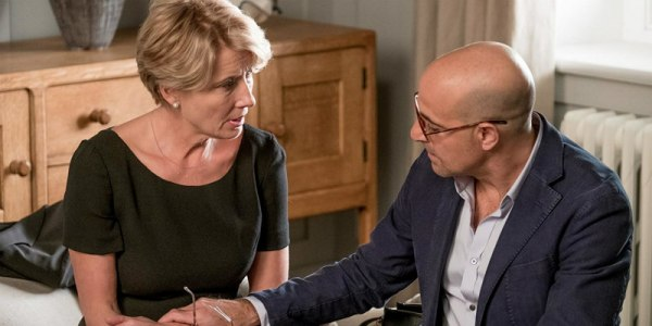 The Children Act - Movie 2018 - Emma Thompson and Stanley Tucci