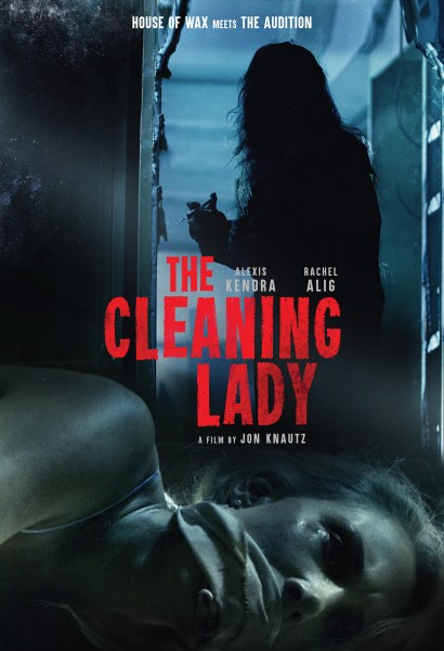 The Cleaning Lady Movie Poster