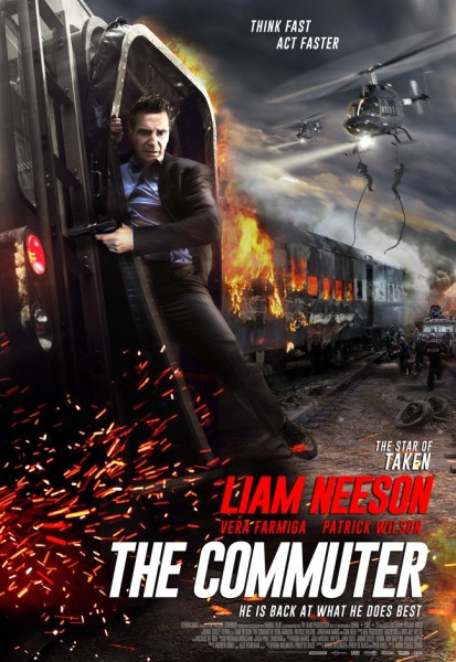 The Commuter Philippines Poster