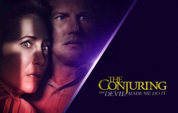 The Conjuring 3 The Devil Made Me Do It Movie (2021)