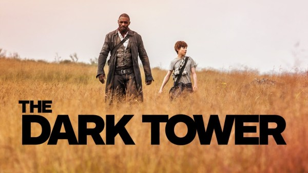 The Dark Tower Movie 2017 - Idris Elba And Tom Taylor