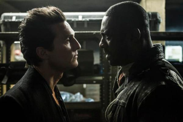 The Dark Tower Movie 2017 - Idris Elba and Matthew McConaughey in a movie adaptation of Stephen King's cult novel of the same name.