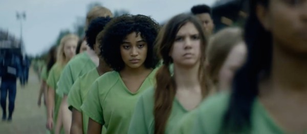 The Darkest Minds Amandla Stenberg