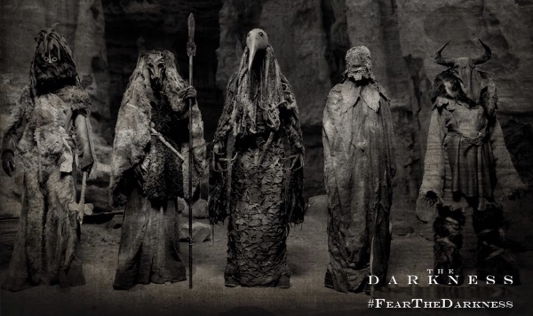 The Darkness Teaser Trailer