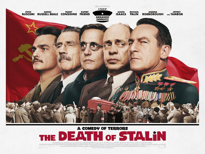 Risultati immagini per the death of stalin film