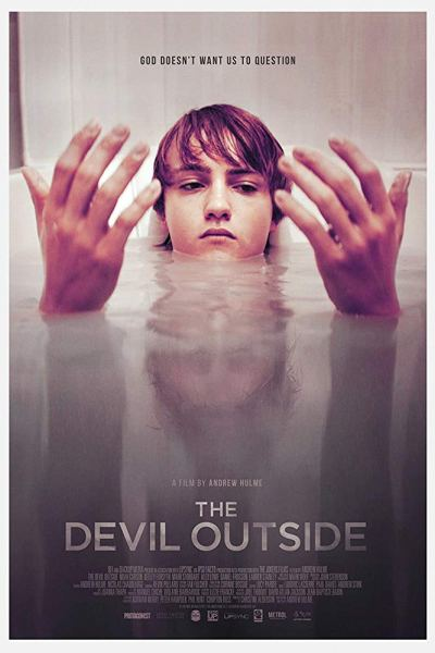 The Devil Outside Movie Poster