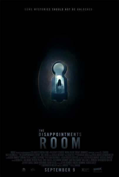 The Disappointments Room Teaser Trailer