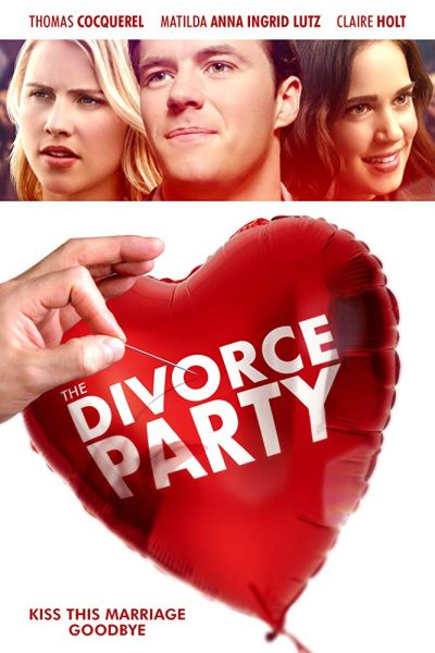 The Divorce Party Movie Poster