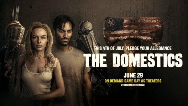 The Domestics Movie 2018