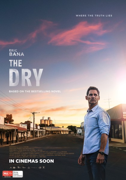 The Dry Movie Poster.