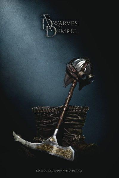 The Dwarves Of Demrel Movie Poster