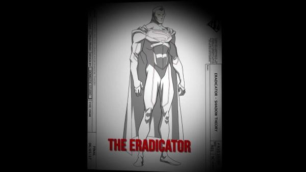 The Eradicator Reign Of The Supermen