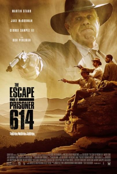 The Escape Of Prisoner 614 Movie Poster