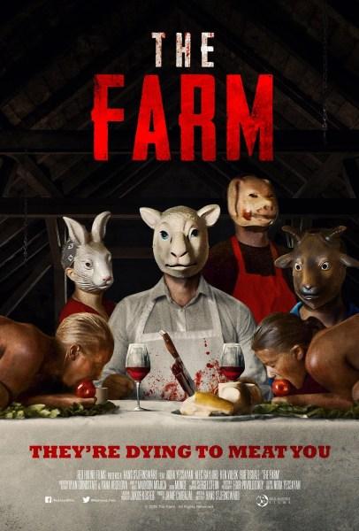 The Farm Movie Poster