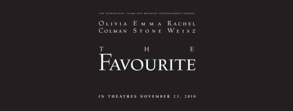 The Favourite Movie 2018