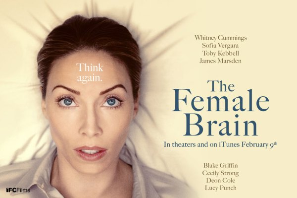 The Female Brain Film 2018