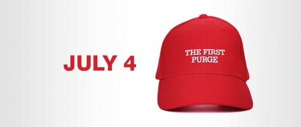 The First Purge Movie