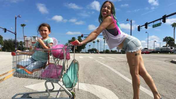 The Florida Project Film 2017