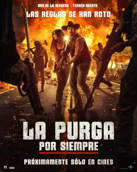 The Forever Purge Film