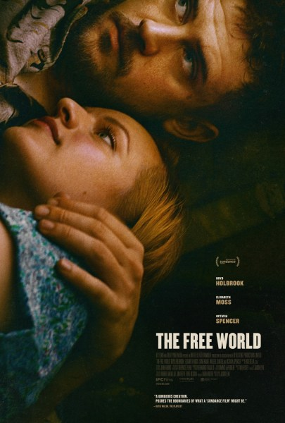 The Free World New Poster Movie 2016