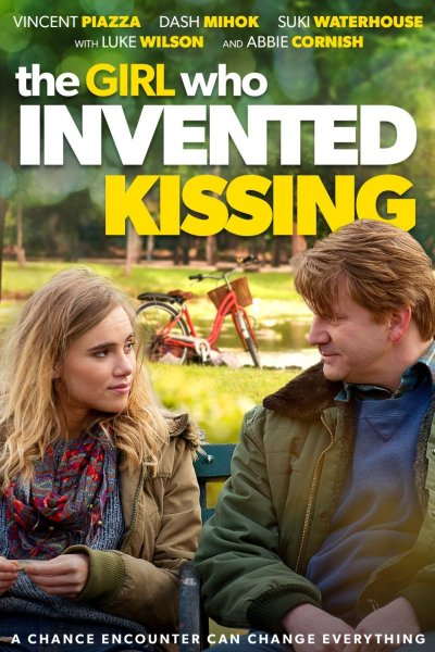 The Girl Who Invented Kissing New Poster