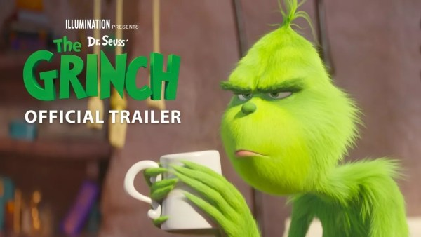 The Grinch Film 2018