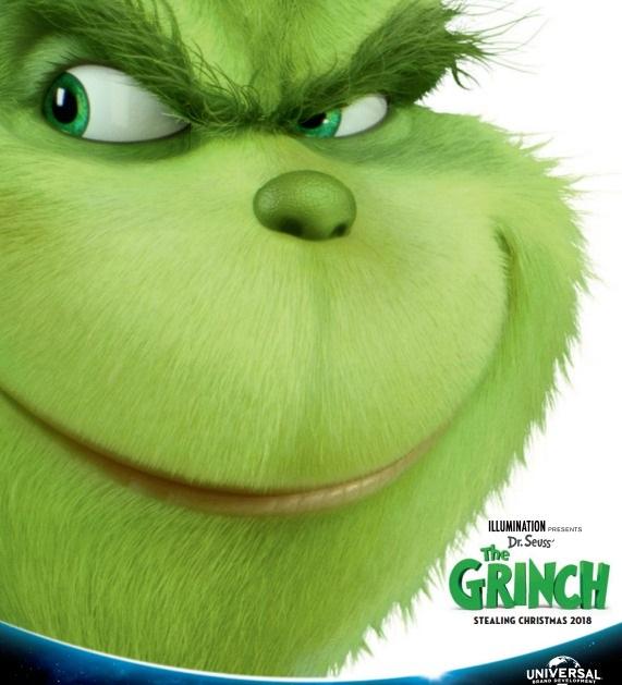 Dr. Seuss The Grinch 2018 - Beste animatie films 2018